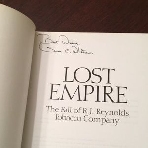 Accents - Lost Empire The Fall of RJ Reynolds Tobacco Co.